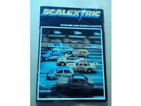 SCALEXTRIC model racing catalogue 23rd edition 1982