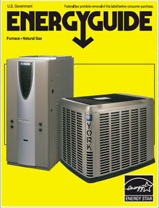 96% Furnace - Central Air Conditioner - $0 Down - Rent To Own
