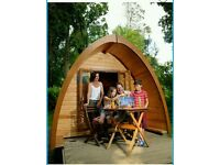 2 -Nights Glamping Break Collection Virgin Experience Days Out RRP £120