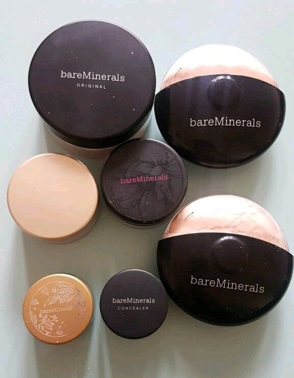 Bare Minerals Make Up Bundle 7 items | in Southside, Glasgow | Gumtree