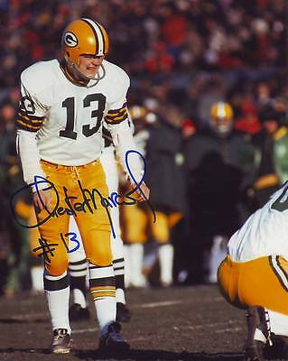 d02c72021ae AUTOGRAPHED 8x10 Color Photo of Chester Marcol - Green Bay Packers Hall of  Fame