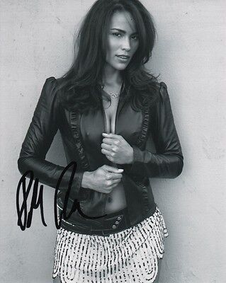 Paula Patton Sexy Autographed Signed 8X10 Photo Coa  3