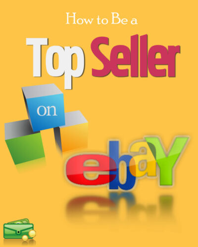 How to Become a Top Seller on eBay in PDF + 5 Additional e-books on Marketing +