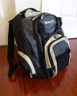 Targus Notebook and Urban Equipment Backpack in good condition