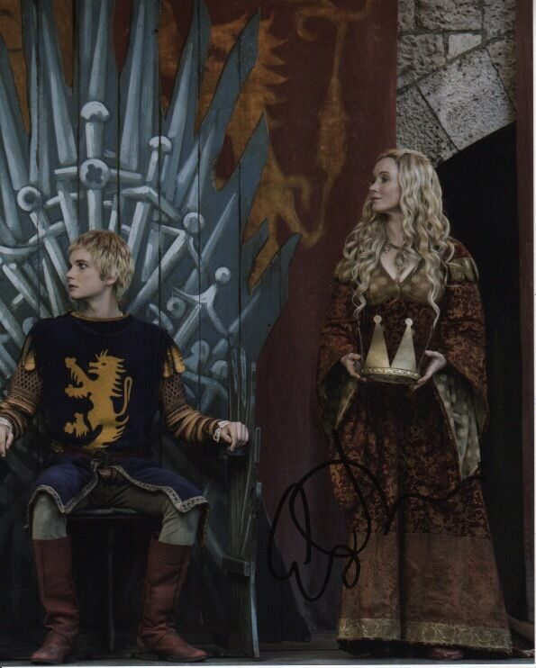 Essie Davis Game of Thrones Autographed Signed 8x10 Photo COA #4