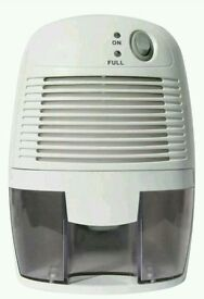 Compact Portable Damp Air Mini Dehumidifier Damp Mould Remover by H2O