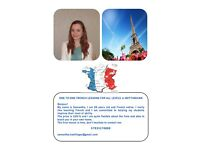 ONE-TO-ONE FRENCH LESSONS for ALL LEVELS with a NATIVE TUTOR