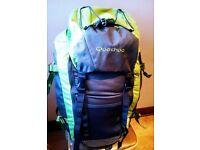 Quechua Hiking Forclaz-60 Green Backpack 60L