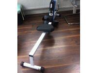 Wer sports rowing machine