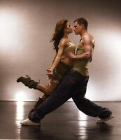 Looking for a passionate male dancer!