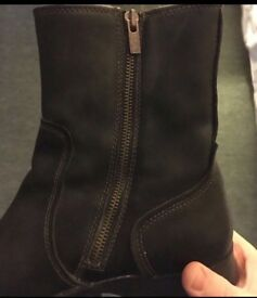 Timberland female boots size 8