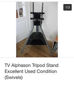 Alphason Tripod TV stand