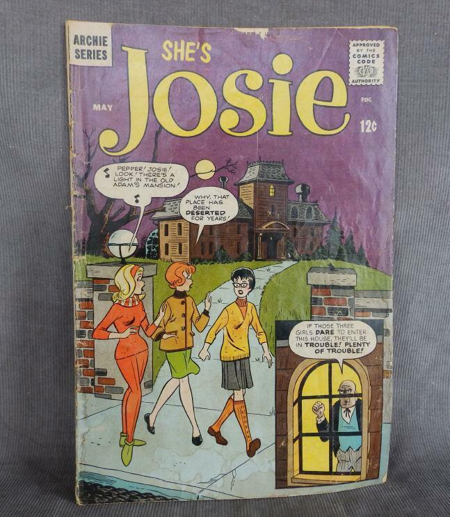 Archie Series She's Josie Comic Issue 6 May 1964