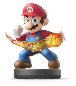 Amiibos Super Smash Bros. Collection Mario No. 1