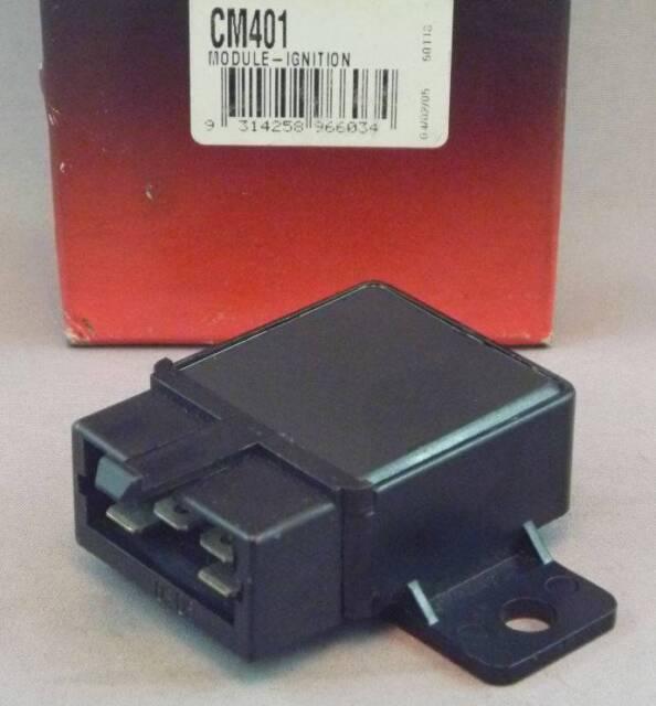 Champion Ignition MODULE CM401 - Honda Accord SY SZ 4 Cyl 1.6L 1982 - 1983