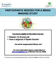 Bipolar Disorder Brain Imaging Study – Compensation provided!