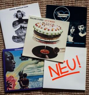 VINYL RECORDS BOUGHT - TOP DOLLAR PAID!
