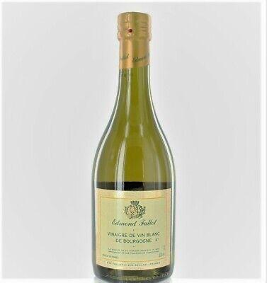 (1l=13,90€) Edmond Fallot Alter Weißwein-Essig - Vin Blanc de Bourgogne