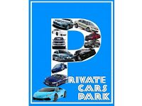 Private car park to let