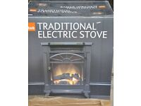 Bi flame Electric Stove