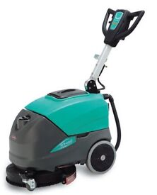 Scrubber Cleaner with battery