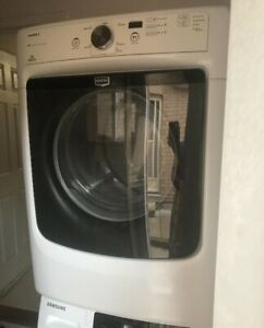 2015 High efficiency Maytag front load stackable dryer for sale