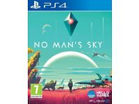 NO MAN'S SKY - PS4 game