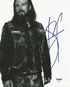 Sons of Anarchy Autographs w/ COA's! Windsor Region Ontario image 2