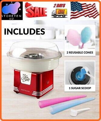 Candy Machine Maker Sugar Nostalgia Electrics Cotton Free Kid Shipping Gift