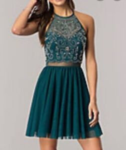 Blondie Nite Green Cocktail dress | Dresses & Skirts