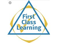 First Class Learning tuition Centre W12