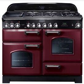 Rangemaster Classic Deluxe 110 oven
