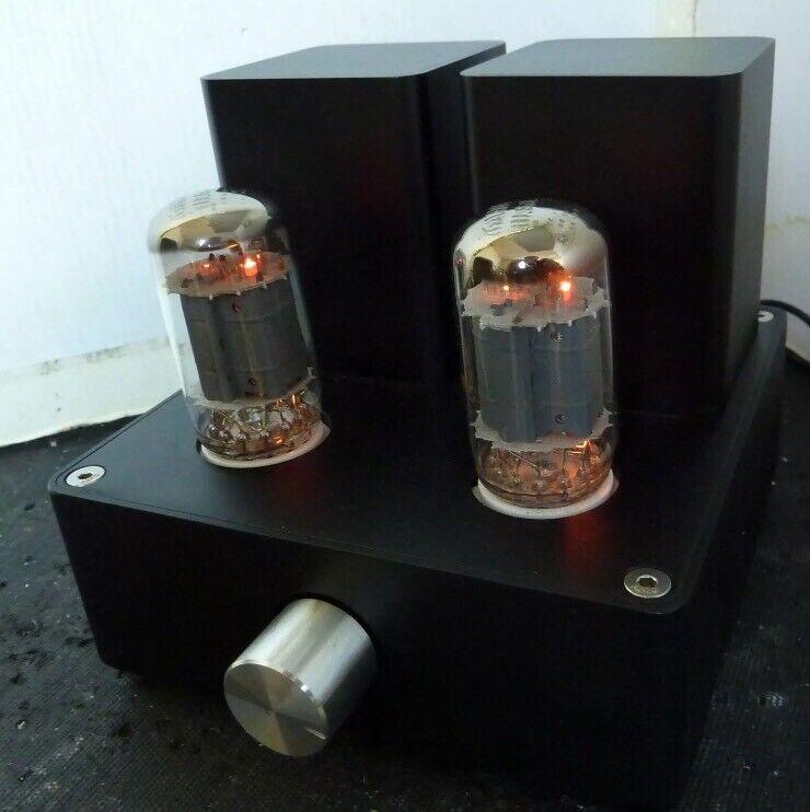 APPJ PA1501 mini valve amplifier | in Bletchley, Buckinghamshire | Gumtree