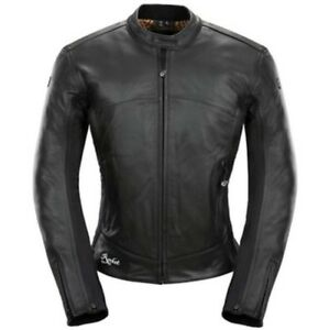 Motorcycle Jacket-leather/Cuir Joe Rocket