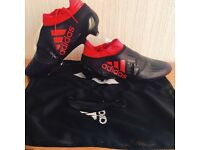 Adidas X16+ football boots brand new