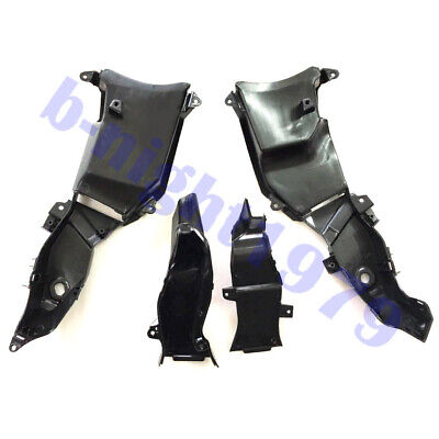 Motorcycle Right and Left Air Intake Tube Duct For Yamaha YZF-R6 2008-2015 2012