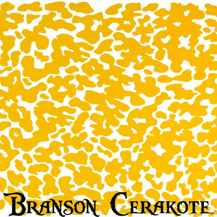 Multicam Camo Rifle Stencil   High Heat Vinyl   Gun Firearm Cerakote Best Seller