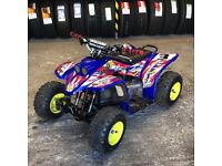 Buzz 50 race quad 50cc scooter engine tuned