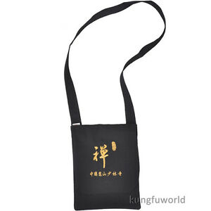 Shaolin Temple Monk Bag Kung fu Backpack with Embroidery of Shaolin Culture