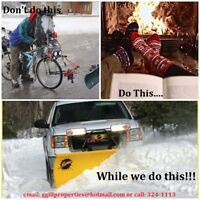 Snow Removal-Woodstock