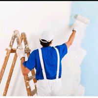 Interior painter available
