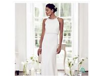 Wedding/occasion dress. Size 12