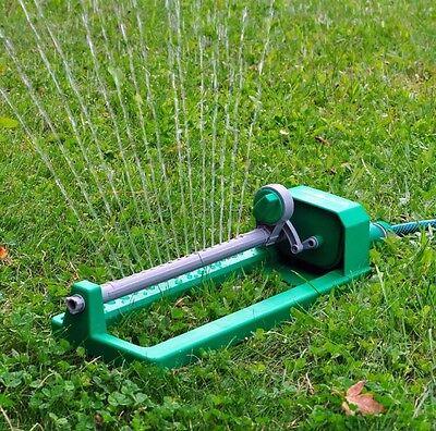 Kingfisher Hozelock Oscillating Lawn Sprinkler System Garden lawn Watering Tool