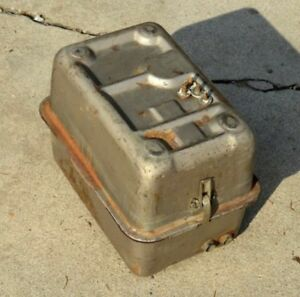 WANTED....Dodge / Fargo A100 Battery Box