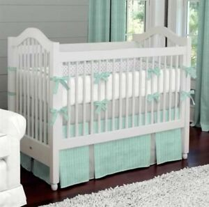 Brand New Nursery Crib Bedding Set