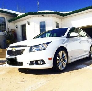 2013 Chevy Cruze 2LT RS