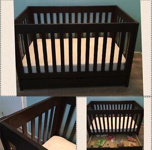 Basinette lit de bébé+ matelas