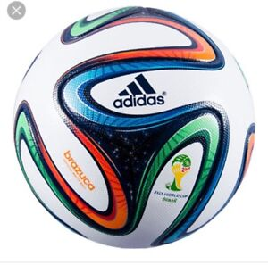 Official World Cup or euro soccer ball