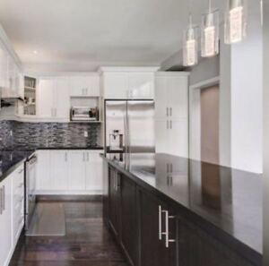 LUXURY KITCHEN CABINETS AND COUNTERTOP FOR SALE