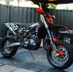 Ktm 530EXC-R 2008 Supermotard Noble Park Greater Dandenong Preview